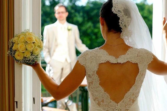 Bald erlaubt? Heiraten unter freiem Himmel