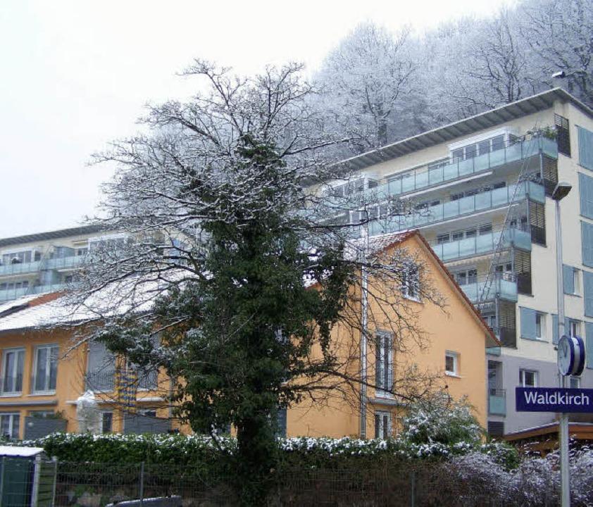 Gewerbeflächen für Wohnbebauung umnutz... in Waldkirch ist ein Beispiel dafür.   | Foto: Sylvia Timm