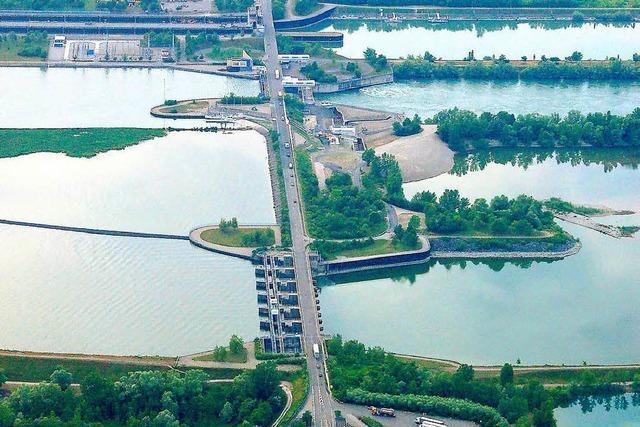 Sperrung am Rheinübergang: Einzelhandel befürchtet Einbußen