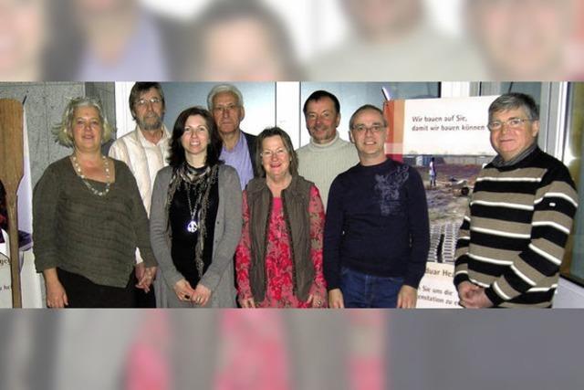 Neues Team um Gerhard Lemp bei der Afrika-Hilfe