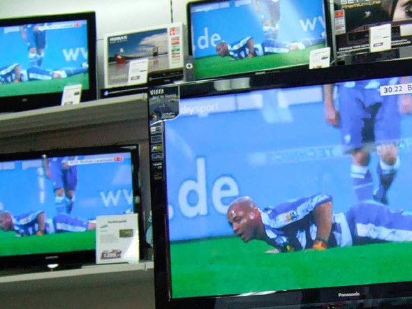Fernsehen Sport Heute