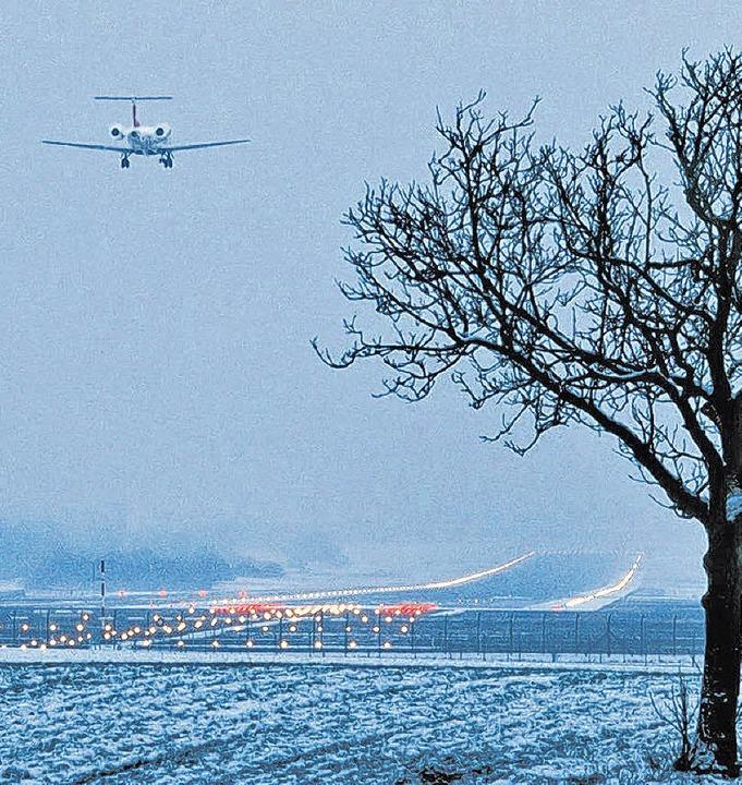 Satellitengestützte Navigation wird im März in Kloten eingeführt.     Foto: BZ