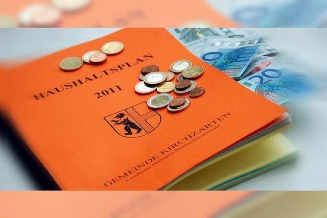 Investitionen 2011 auf