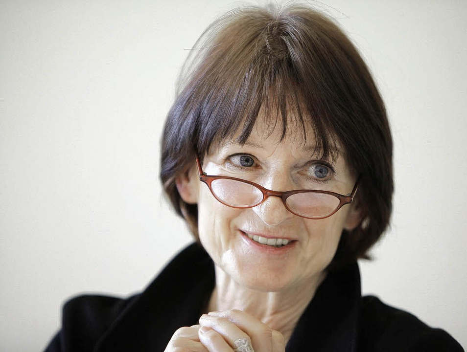 Gertrud Kleis   | Foto: christoph breithaupt