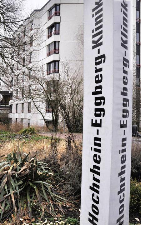 Die neuen Inhaber der Hochrhein-Eggberg-Klinik wollen  keinen Kahlschlag.    | Foto: Elisabeth Willers
