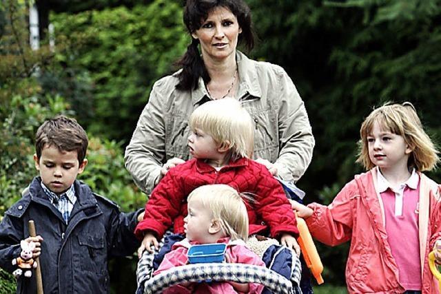 Scherer will Tagesmütter stärker subventionieren