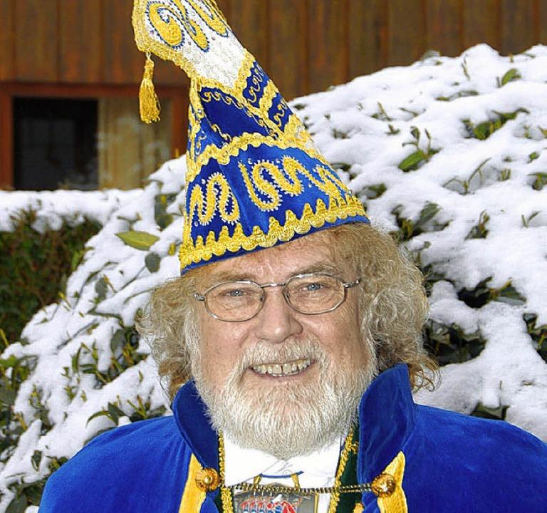 Rolf Hönicke   | Foto: Hartmann