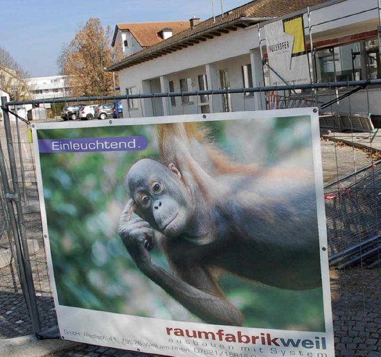 Beim Blick auf die Energiekosten ist s...nd in Stetten die Zollanlage saniert.   | Foto: Nikolaus Trenz