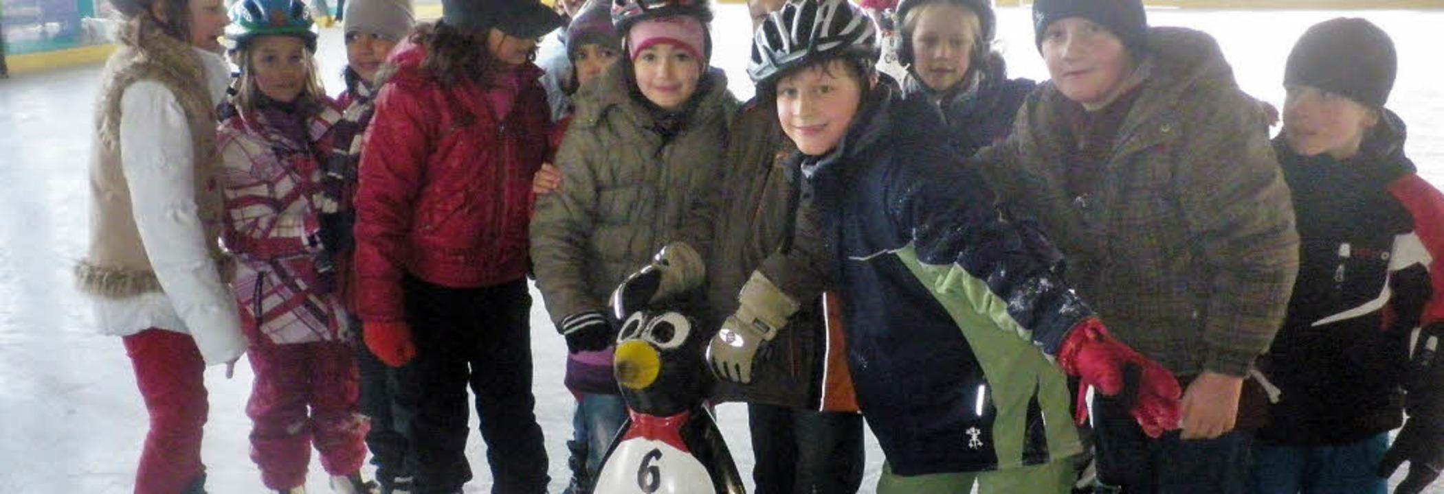 Skitag an der Talschule Wehr  | Foto: bz