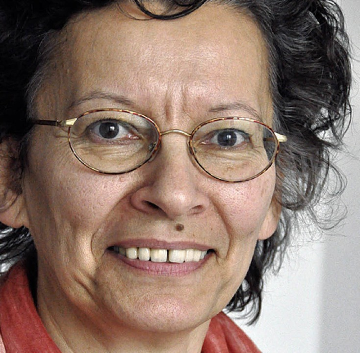 Gabriele Marx leitet die Fachschule für Sozialpädagogik in Lörrach.  | Foto: Gramespacher