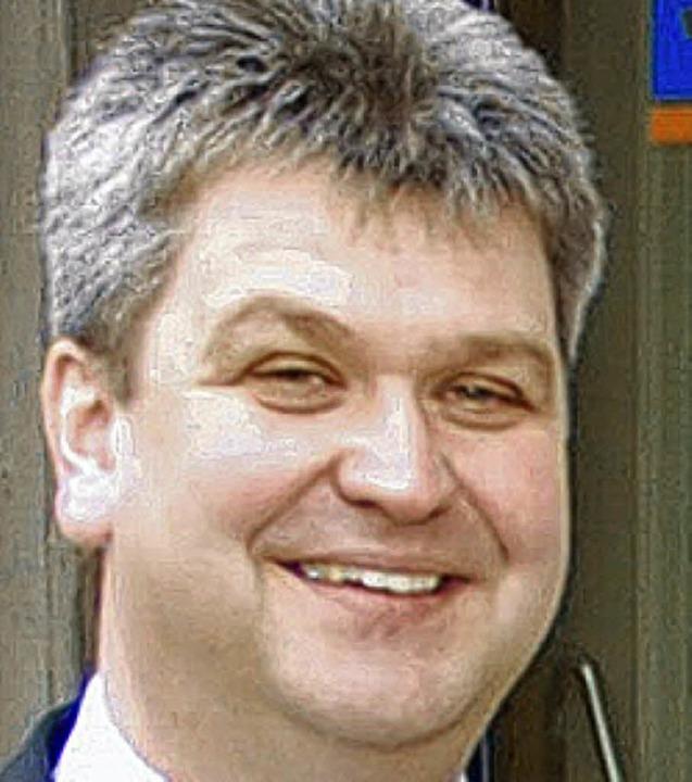 Michael EndtersVolksbankDreiländereck<Tel/>0761/ 496 8711    Foto: BZ