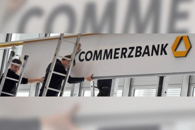 Commerzbank will Staat loswerden