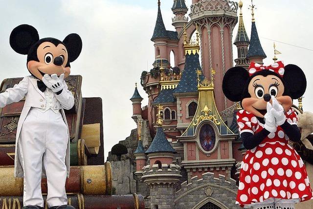 Walt Disney: Liebe, Comics und die große Gier