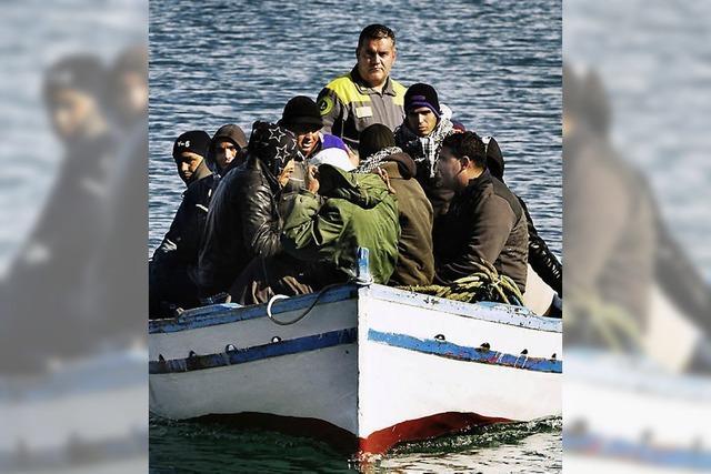 Der Fluchtweg nach Europa ist offen