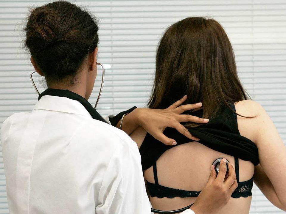 Viele Ärzte in den Kreisstädten, wenige nur im ländlichen Raum?    Foto: dpa