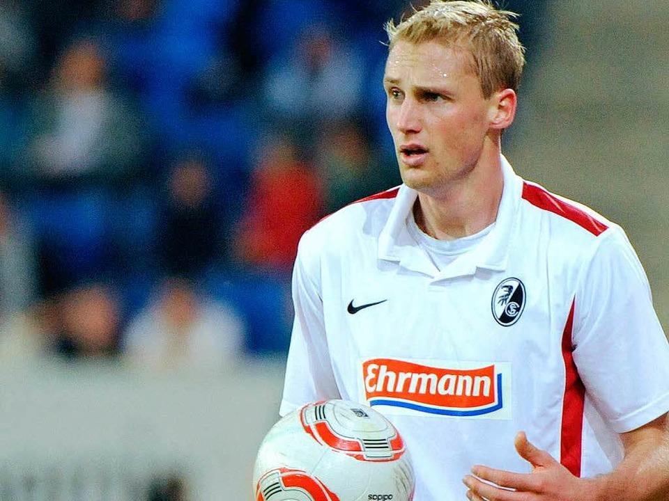 Bleibt Felix Bastians dem SC Freiburg treu?  | Foto: Michael Heuberger