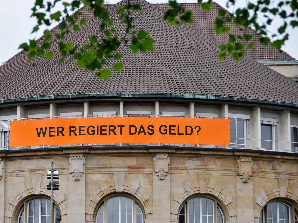 Personalrat und Gewerkschaft reagieren...e der Theaterleitung, Geld zu sparen..    Foto: Schneider/Kunz