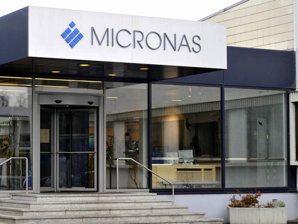 Micronas erholt sich schneller als gedacht von der Krise.  | Foto: Thomas Kunz