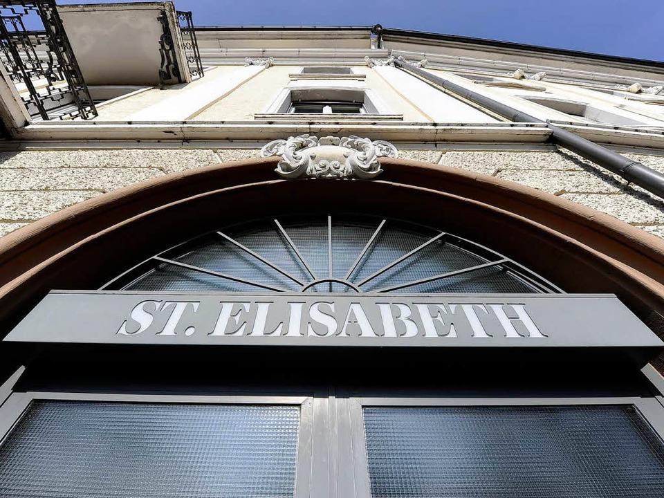 Markenzeichen für jedes Bobbele: eine ...isamufer im St. Elisabeth-Krankenhaus   | Foto: Ingo schneider