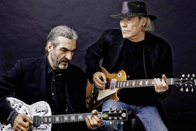 Men in Blues in der Galery Music Bar Pratteln
