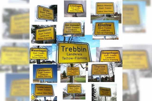 Großreinemachen im Straßenverzeichnis
