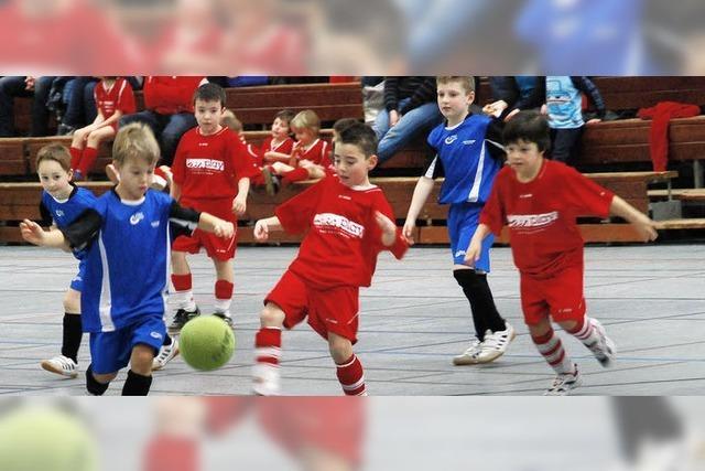 Fairer Fußball in der Halle