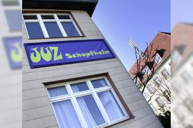 JuZ-Neubau spielt derzeit keine Rolle