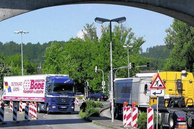Der Konflikt um den Straßenausbau ist nicht beigelegt