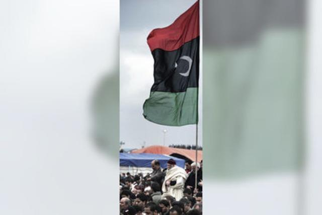 Gaddafis letzte Bastion