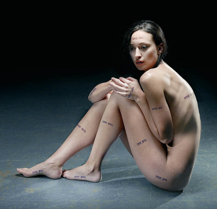 Fremdbestimmt, die Körperteile used by... MS-Selbsthilfegruppe auf ihrem Plakat  | Foto: ms reporter