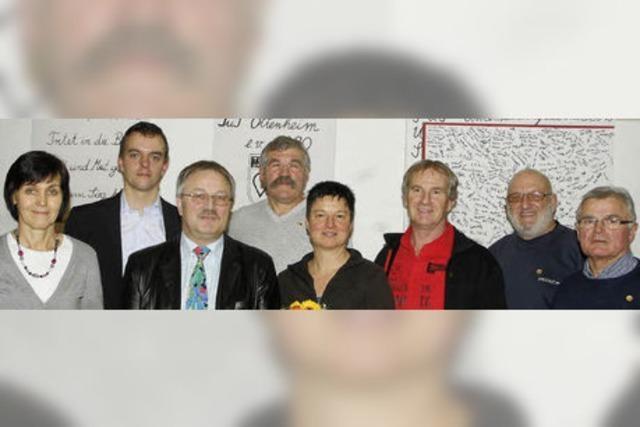 Antrag für Bau einer Trainingshalle in Ottenheim