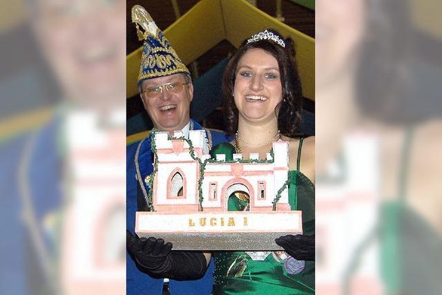 Lucia I. gibt sich die Ehre
