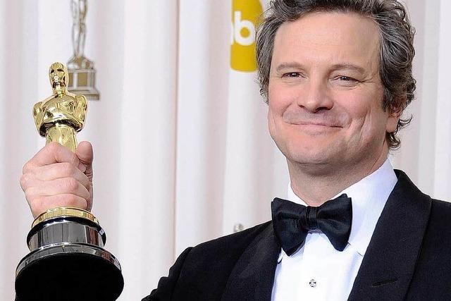 Favoritensiege in Hollywood: Oscars für