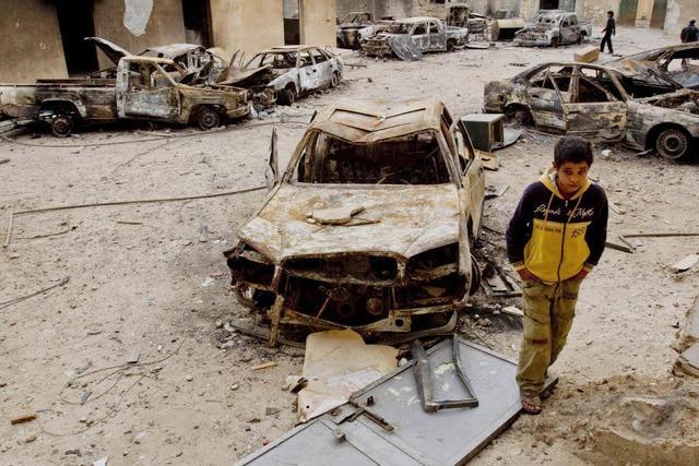 Medien: USA erörtern Flugverbotszone über Libyen