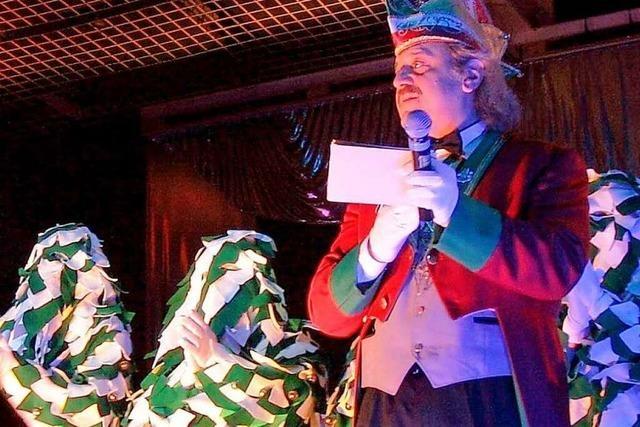 Fotos: Narrensitzung der Herbolzheimer Karnevalsgesellschaft
