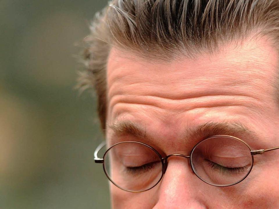 Unter Druck: Karl-Theodor zu Guttenberg.  | Foto: dapd