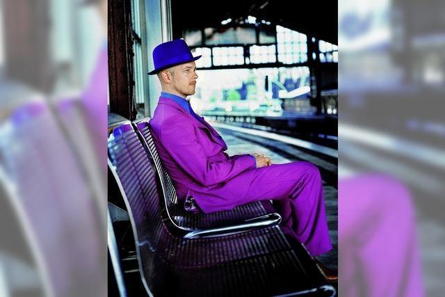 FREITAG: PARTY: Der DJ vom Bahnhof Soul