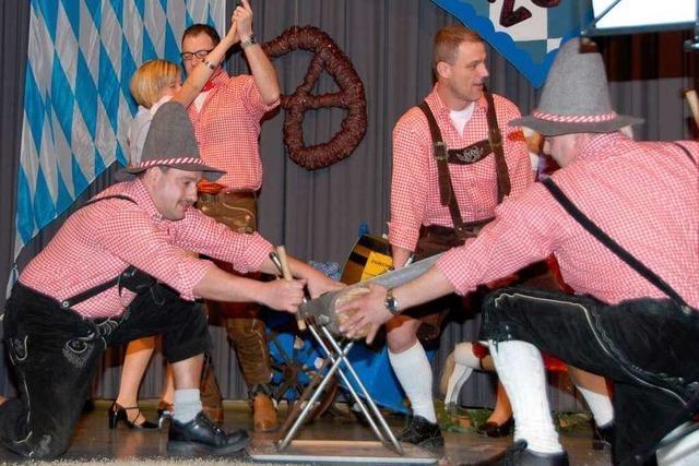 Fotos: Narrenabend in Forchheim