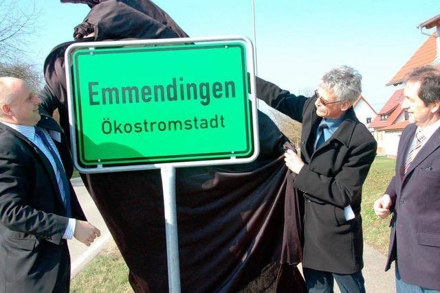 Emmendingen: Auf dem Weg zur Ökostromstadt