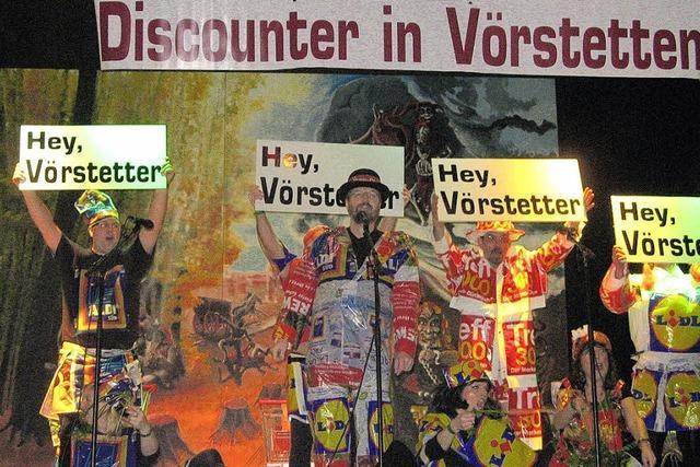 Vörstetter Narren: