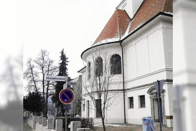 Christuskirche vor 100. Geburtstag