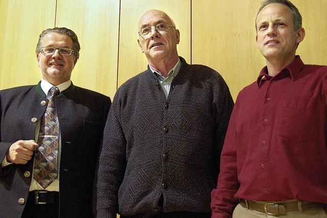 Gemeinderat wählt Obermeier und Hofmann