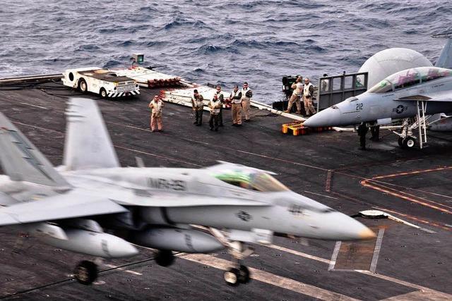 Libyen: Militärisches Eingreifen des Westens als Option?