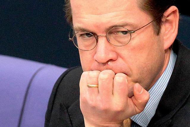 Wann kommt Guttenberg zurück?