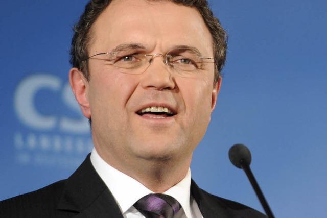 Kabinettsumbildung: De Maizière wird Guttenberg-Nachfolger