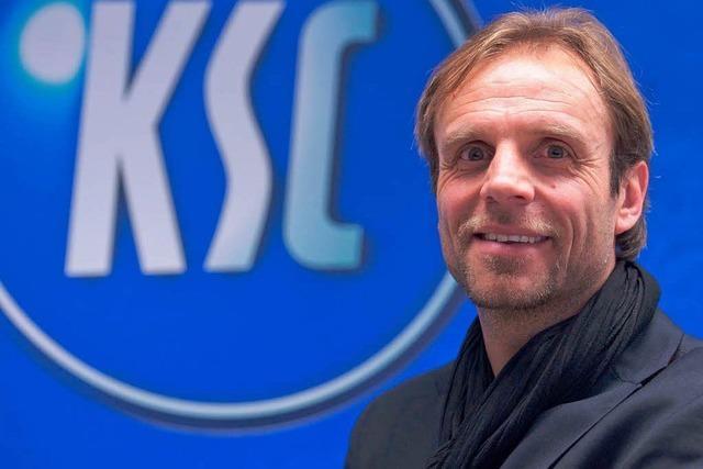 Rainer Scharinger neuer KSC-Trainer
