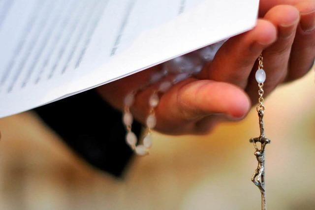 Katholische Kirche bietet 5000 Euro für Missbrauchsopfer