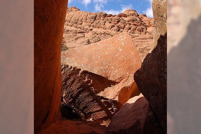 Utah im Winter: Wo Engel landen