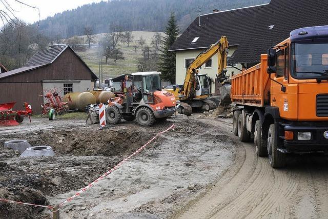 Bessere Infrastruktur für Lausheim