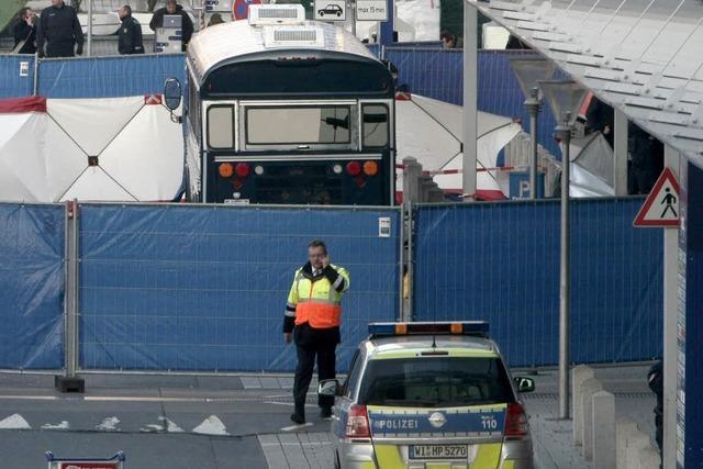 Zwei Tote bei Schießerei am Frankfurter Flughafen